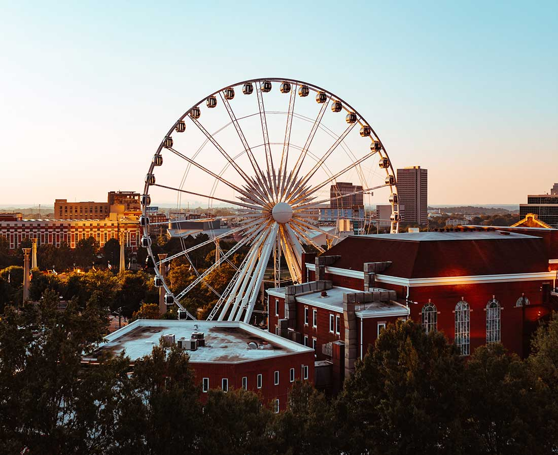 Photo of Centennial Park SkyView Ferris Wheel